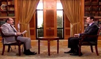 Interviul Domnului Presedinte Bashar al Assad difuzat de AlMayadeen,Octombrie 2013