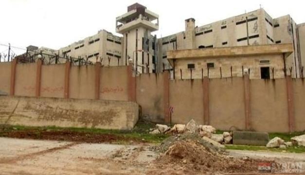 Aleppo-prison-freed