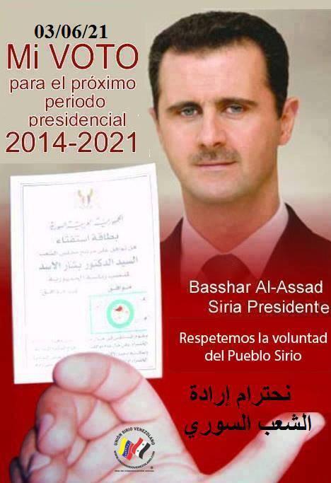 Alegeri Prezidentiale in Siria
