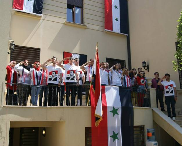 Expatriatii sirieni din Romania au votat