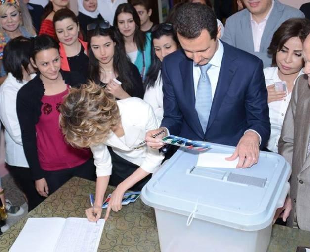 bashar voteaza1