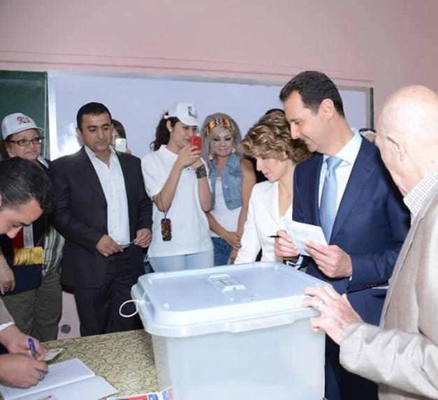 bashar voteaza2