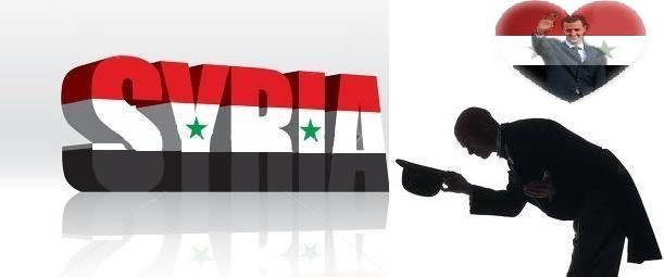 Sirienii celebreaza rezultatul alegerilor prezidentiale